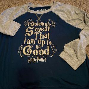 ❌ 3/$20 Harry Potter Sweatshirt XL